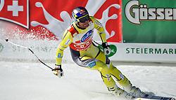 15-03-2012 SKIEN: FIS WORLD CUP 2012: SCHLADMING<br /> Aksel Lund Svindal of Norway during mens SuperG of FIS Ski Alpine World Cup<br /> **NETHERLANDS ONLY** <br /> ©2012-FotoHoogendoorn.nl/EXPA/Sandro Zangrando