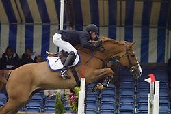 Keunen Pieter-Poncorde<br /> KWPN Paardendagen Ermelo 2004<br /> Photo © Hippo Foto