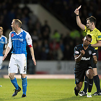 St Johnstone v Rangers 13.10.17