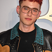 Olly Alexander attend A Star Is Born UK Premiere at Vue Cinemas, Leicester Square, London, UK 27 September 2018.