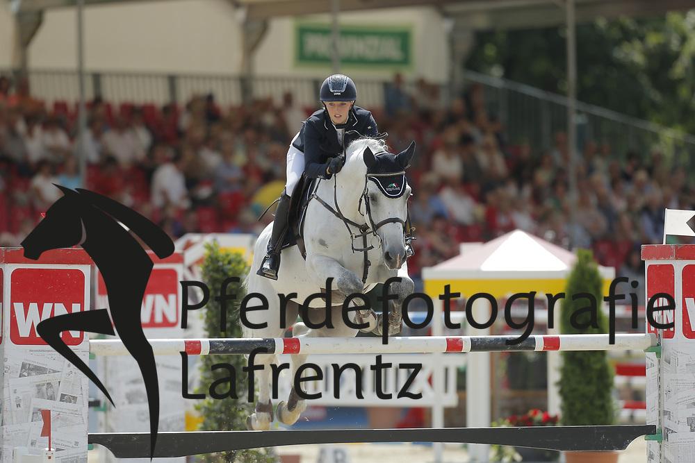 Wargers, Jana, Cortino<br /> Münster - Turnier der Sieger<br /> Finale - Mittlere Tour<br /> © www.sportfotos-lafrentz.de/ Stefan Lafrentz