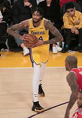 Lakers v Rockets - 20 Oct 2018