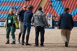 Philippaerts Olivier, BEL, Fredricsson Peder, SWE<br /> Official Training Jumping<br /> FEI European Para Dressage Championships - Goteborg 2017 <br /> © Hippo Foto - Dirk Caremans<br /> 22/08/2017,
