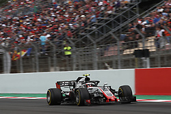 May 13, 2018 - Barcelona, Catalonia, Spain - May 13th, 2018 - Circuit de Barcelona-Catalunya, Montmelo, Spain - Race of Formula One Spanish GP 2018; Kevin Magnussen of Haas F1 Team during the Spanish GP. (Credit Image: © Eric Alonso via ZUMA Wire)