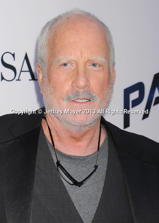 LOS ANGELES, CA- AUGUST 08: Actor Richard Dreyfuss arrives at the 'Paranoia' - Los Angeles Premiere at DGA Theater on August 8, 2013 in Los Angeles, California.