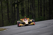 April 5-7, 2019: IndyCar Grand Prix of Alabama, Ryan Hunter-Reay, Andretti Autosport