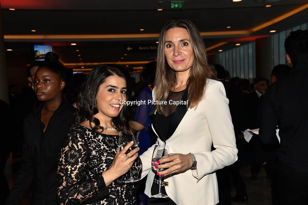 Asian Restaurant & Takeaway Awards   ARTA 2018 at InterContinental London - The O2, London, UK. 30 September 2018.