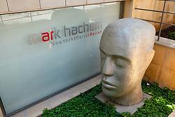 Mark Hachem art gallery in Beirut, Lebanon