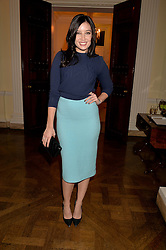 DAISY LOWE at a party hosed by the US Ambassador to the UK Matthew Barzun, his wife Brooke Barzun and editor of UK Vogue Alexandra Shulman in association with J Crew to celebrate London Fashion Week held at Winfield House, Regent's Park, London on 16th September 2014.