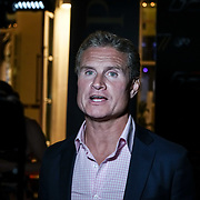 Hurlingham Club ,London, England, UK. 10th July, 2017. David Coulthard attend The Grand Prix Ball attracted a host of star-studded celebrity guests last night at Hurlingham Club , including Formula 1 drivers as well as iconic Formula 1 cars. Guests mingled with the elite whist being enterained with live performances by award winning UK artists and DJs ahead of the British Grand Prix at Silverstone.