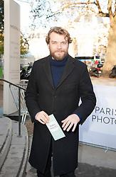 November 11, 2017 - Paris, France - November 10 2017, Paris, France - The Actor Pilou Asbaek Guest of Paris Photo 2017, at Grand Palais on Avenue du Général Eisenhower in Paris. # LES PEOPLE AU SALON PARIS PHOTO 2017 AU GRAND PALAIS (Credit Image: © Visual via ZUMA Press)