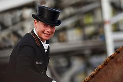 Werth Isabell, GER, Bella Rose<br /> World Equestrian Games - Tryon 2018<br /> © Hippo Foto - Sharon Vandeput<br /> 14/09/2018