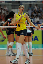 27-08-2010 VOLLEYBAL: WGP FINAL BRAZIL - USA: BEILUN NINGBO<br /> USA beats Brazil in five sets / Thaisa Menezes<br /> ©2010-WWW.FOTOHOOGENDOORN.NL