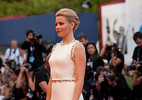 Actress Elizabeth Banks at the gala screening for the film Everest and opening ceremony at the 72nd Venice Film Festival, Wednesday September 2nd 2015, Venice Lido, Italy.