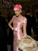 AGYNESS DEYN, Kate Grand hosts a Love Tea and Treasure hunt at Flash. Royal Academy. Burlington Gardens. London. 10 december 2008 *** Local Caption *** -DO NOT ARCHIVE-© ightrPhotoPhotograph by Dafydd Jones. 248 Clapham Rd. London SW9 0PZ. Tel 0207 820 0771. www.dafjones.com.<br />