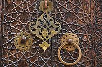 Ouzbekistan, Boukhara, patrimoine mondial de l Unesco, mosquee de Bakhouddin Nakchbandi, lieu sacré soufi // Uzbekistan, Bukhara, Unesco world heritage, Bahouddin Naqshbandi mosque, sufi spirituel memorial