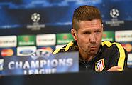 Atletico Madrid Press Conference 210414