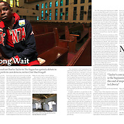 """BBC Focus on Africa, """"The Long Wait,"""" 2012."""