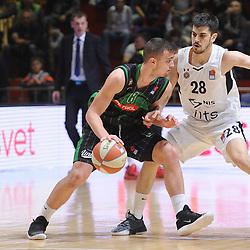 20171118: SRB, Basketball - ABA League 2017/18, KK Partizan NIS Beograd vs KK Petrol Olimpija