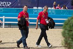 De Brabander Joris (BEL), Panis Jurgen (BEL)<br /> Olympic Games London 2012<br /> © Dirk Caremans