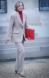 August 7, 2017 - Paris, France - NICOLE BRICQ- SORTIE DU CONSEIL DES MINISTRES AU PALAIS DE L' ELYSEE (Credit Image: © Visual via ZUMA Press)