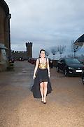 KATIE WATKINS, Alice Manners 18th   birthday. Belvoir Castle, Grantham. 12 April 2013.