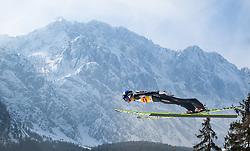 23.03.2013, Planica, Kranjska Gora, SLO, FIS Ski Sprung Weltcup, Skifliegen, Team, Probedurchgang, im Bild Gregor Schlierenzauer (AUT) // Gregor Schlierenzauer of Austria during his trial jump of the FIS Skijumping Worldcup Team Flying Hill, Planica, Kranjska Gora, Slovenia on 2013/03/23. EXPA Pictures © 2012, PhotoCredit: EXPA/ Juergen Feichter