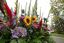 Spruce Meadows flowers<br /> Spruce Meadows Masters - Calgary 2015<br /> © Hippo Foto - Dirk Caremans<br /> 08/09/15