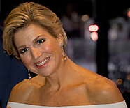 Queen Maxima was present at the opening of the new season of the Royal Concerthall,14-09-2017