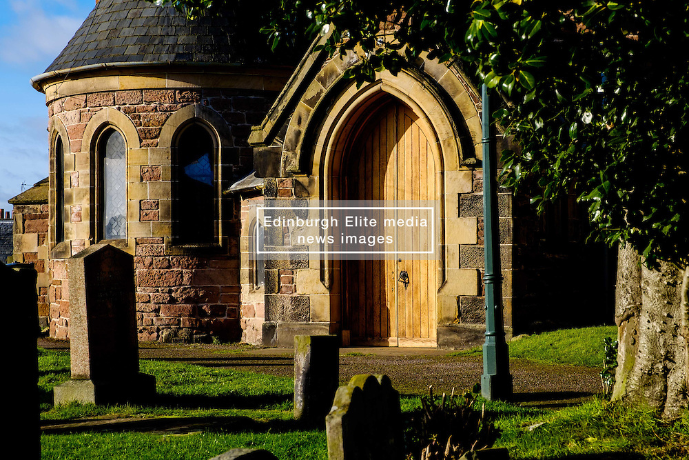 The Old High Church of Inverness - The Church of St Mary of Inverness stands on the south bank of the River Ness in Inverness, Scotland<br /> <br /> (c) Andrew Wilson   Edinburgh Elite media