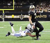 NFL: Indianapolis Colts at New Orleans Saints-Dec. 16, 2019
