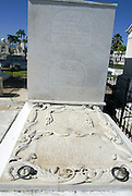 Santa Ifigenia Cemetery in Santiago de Cuba, Cuba