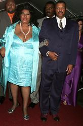 May 20, 2005; New York, NY, USA; Singer ARETHA FRANKLIN at the arrivals of the 32nd Annual Daytime Emmy Awards held at Radio City Music Hall..  (Credit Image: Nancy Kaszerman/ZUMAPRESS.com)