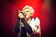 Washington, D.C. - August 2nd, 2010:  Swedish pop-songstress Robyn performs to a sold out 9:30 Club.  She is currently touring behind her latest release, Body Talk, Part 1.  (Photo by Kyle Gustafson/For The Washington Post)