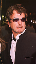 MR NICKY HASLAM the interior designer, at a party in London on 22nd April 1998.<br /> MGX 51