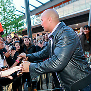 NLD/Amsterdam/20110426 - Premiere Fast & Furious 5, Dwayne Johnson