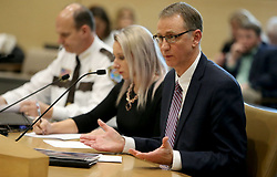 March 22, 2019 - U.S. - Human Services Deputy Commissioner Chuck Johnson is seeking broad new powers to detect and prevent fraud within the state-funded Child Care Assistance Program (CCAP), following revelations of high levels of fraud in the program. (Credit Image: © David Joles/Minneapolis Star Tribune via ZUMA Wire)