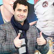 NLD/Amsterdam/20151206 - Filmpremiere Dummie de Mummie en de Sfinx van Shakaba, Yahya Gaier