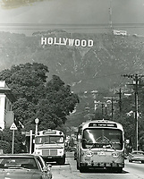 1978? Hollywood sign