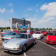 50 Porsche Set up