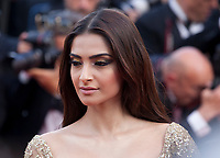 Sonam Kapoor  at The Killing of a Sacred Deer gala screening at the 70th Cannes Film Festival Monday 22nd May 2017, Cannes, France. Photo credit: Doreen Kennedy