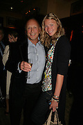 Brian Stein and Jodie Kidd, PJ's Annual Polo Party . Annual Pre-Polo party that celebrates the start of the 2007 Polo season.  PJ's Bar & Grill, 52 Fulham Road, London, SW3. 14 May 2007. <br /> -DO NOT ARCHIVE-© Copyright Photograph by Dafydd Jones. 248 Clapham Rd. London SW9 0PZ. Tel 0207 820 0771. www.dafjones.com.