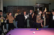 """Camilla Rutherford. Official Pre-Brit Awards 2005 Pool Tournament"""" at The Sanderson Hotel February 8, 2005 in London. The party is hosted by Esquire Magazine ONE TIME USE ONLY - DO NOT ARCHIVE  © Copyright Photograph by Dafydd Jones 66 Stockwell Park Rd. London SW9 0DA Tel 020 7733 0108 www.dafjones.com"""