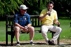 Bojan Krizaj at Anze's Eleven and Triglav Charity Golf Tournament, on June 30, 2012 in Golf court Bled, Slovenia. (Photo by Matic Klansek Velej / Sportida)
