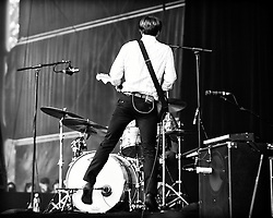 Death Cab For Cutie  at The 2014 Outside Lands Music and Art Festival - San Francisco, CA - 8/9/14