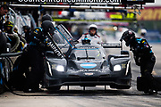 March 12-16, 2019: Mobil 1 12 hours of Sebring. #10 Konica Minolta Cadillac DPi-V.R. Cadillac DPi, DPi: Renger Van Der Zande, Jordan Taylor, Matthieu Vaxiviere pitstop