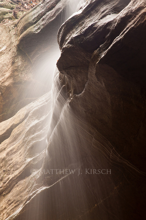 Tonty Canyon-Starved Rock State Park