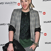 Lewis-Duncan Weedon attend Huawei - VIP celebration at One Marylebone London, UK. 16 October 2018.