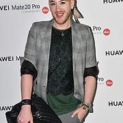 Lewis-Duncan Weedon attend Huawei - VIP celebration at One Marylebone London, UK. 16 October 2018.