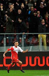 22-01-2012 VOETBAL: FC UTRECHT - PSV: UTRECHT<br /> Utrecht speelt gelijk tegen PSV 1-1 / Stefano Lilipaly scoort de 1-0. <br /> ©2012-FotoHoogendoorn.nl